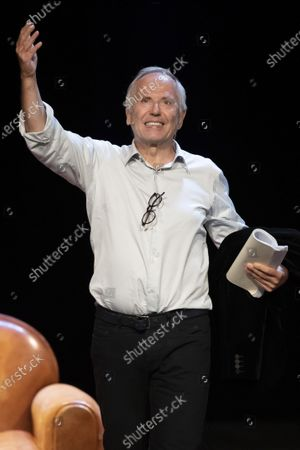 Stock Picture of Fabrice Luchini