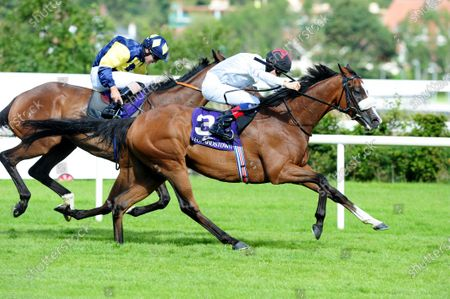 LEOPARDSTOWN TONKINESE and Dylan Browne McMonagle win for owners Syndicates Racing and trainer Joseph O'Brien.