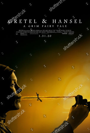 Gretel & Hansel (2020) Poster Art. Alice Krige as Witch
