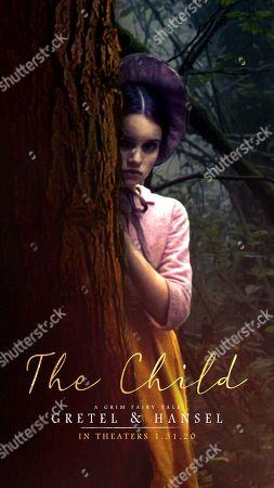 Gretel & Hansel (2020) Poster Art. Beatrix Perkins as Clicky