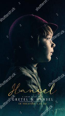 Gretel & Hansel (2020) Poster Art. Samuel Leakey as Hansel