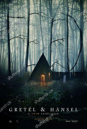Editorial image of 'Gretel & Hansel' Film - 2020