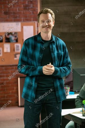Stock Picture of David Hornsby as David