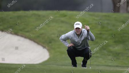 Editorial picture of 2020 PGA Championship, San Francisco, USA - 06 Aug 2020