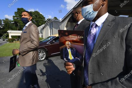 Editorial picture of Obit Herman Cain, Atlanta, United States - 06 Aug 2020