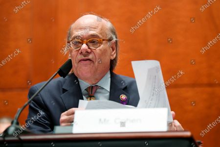 Rep. Steve Cohen, D-Tenn., questions Attorney General William Barr during a House Oversight Committee on Capitol Hill in Washington. Cohen will defend his U.S. House seat against a Republican challenger in November after soundly defeating a Democratic primary challenger in Tennessee's 9th Congressional District