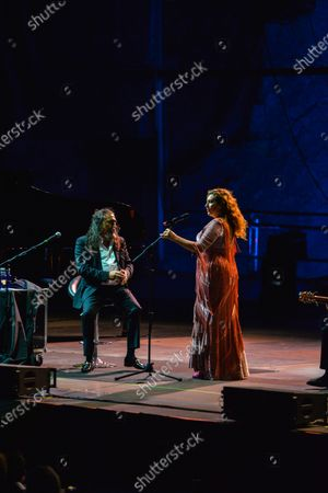 Editorial picture of Starlite Festival in Marbella, Spain - 06 Aug 2020
