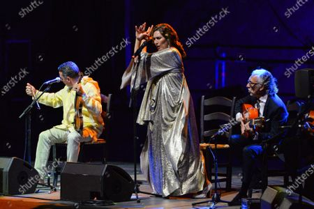 Editorial image of Starlite Festival in Marbella, Spain - 06 Aug 2020
