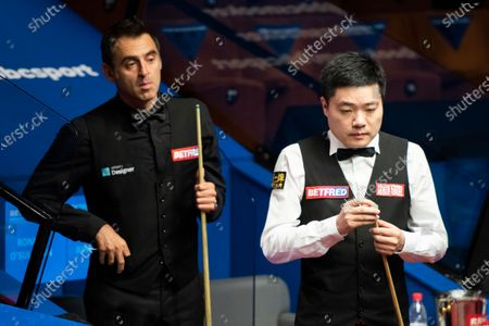 Stock Picture of Ding Junhui