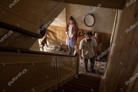 Editorial photo of 'Amulet' Film - 2020