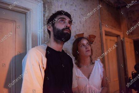 Alec Secareanu as Tomas and Carla Juri as Magda