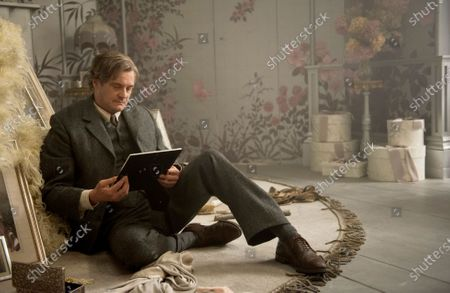 Colin Firth as Lord Archibald Craven
