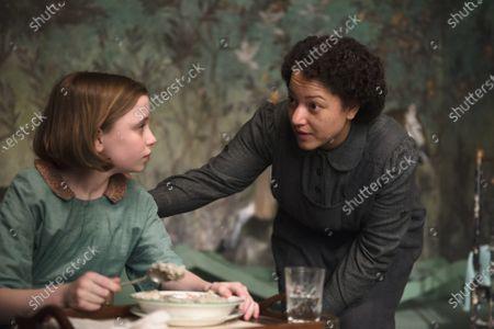 Editorial photo of 'The Secret Garden' Film - 2020