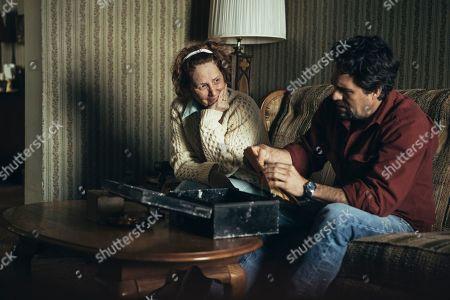 Stock Photo of Melissa Leo as Ma and Mark Ruffalo as Dominick Birdsey/Thomas Birdsey
