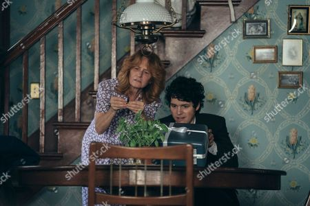 Melissa Leo as Ma and Philip Ettinger as 17-19-Year-Old Dominick Birdsey/Young Adult Thomas Birdsey