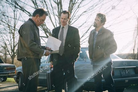 Bruce Greenwood as Dr. Hume, Rob Huebel as Leo and Mark Ruffalo as Dominick Birdsey/Thomas Birdsey