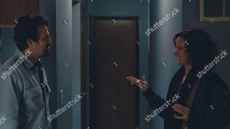Mark Ruffalo as Dominick Birdsey/Thomas Birdsey and Juliette Lewis as Nedra Frank