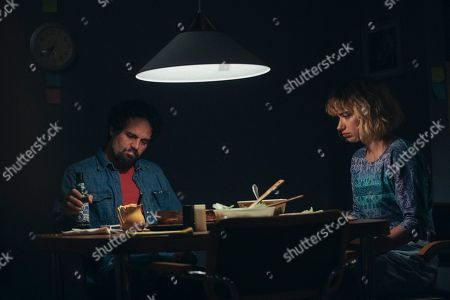 Mark Ruffalo as Dominick Birdsey/Thomas Birdsey and Imogen Poots as Joy Hanks
