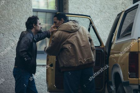 Mark Ruffalo as Dominick Birdsey/Thomas Birdsey and Michael Greyeyes as Ralph Drinkwater