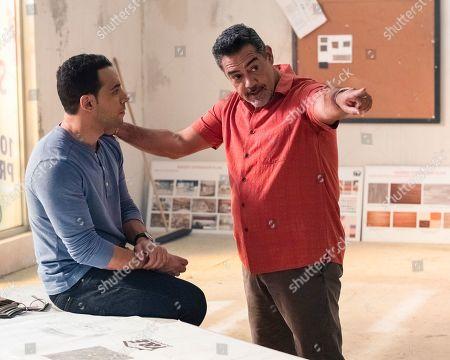 Victor Rasuk as Daniel Garcia and Carlos Gomez as Rafael Garcia