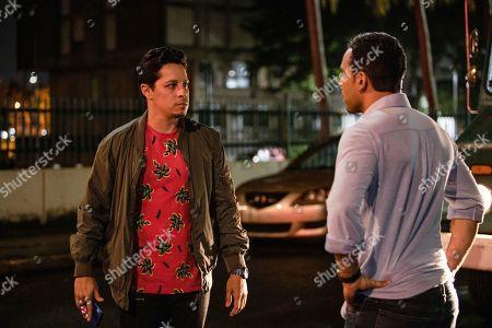 David Del Rio as Mateo Garcia