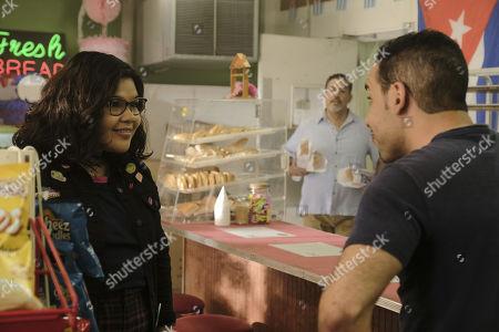 Belissa Escobedo as Natalie Garcia, Carlos Gomez as Rafael Garcia and Victor Rasuk as Daniel Garcia