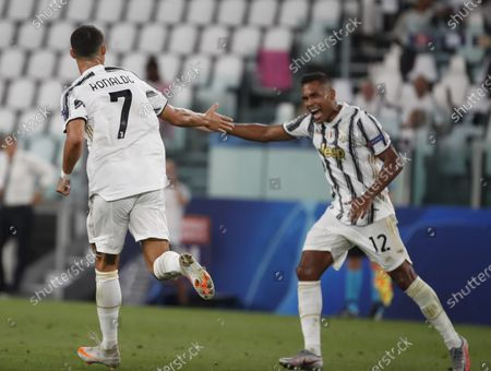 Editorial image of Soccer Champions League, Turin, Italy - 07 Aug 2020