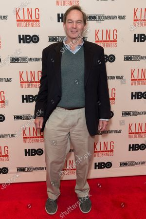 Peter Kunhardt attends King in the wilderness New York Screening at Riverside Church