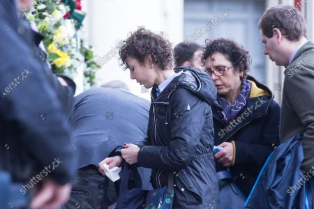 Valeria Favorito, the girl to whom Fabrizio Frizzi donated the bone marrow  Funeral of the Italian showman Fabrizio Frizzi, who died in the night between Sunday and Monday at the Sant'Andrea Hospital in Rome