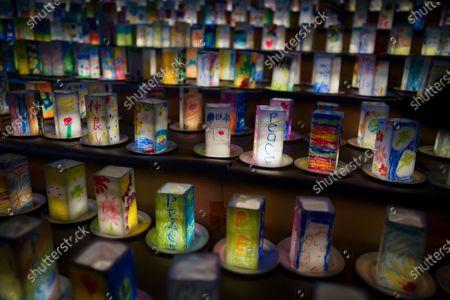 Editorial photo of Japan prepares to mark 75th anniversary of Nagasaki atomic bombing - 08 Aug 2020