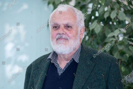 """Italian director Marco Tullio Giordana  Photocall in Rome of the movie """"Nome di Donna"""""""