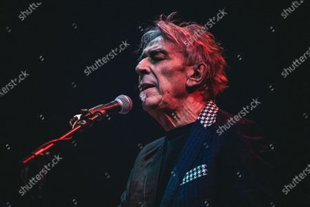 Editorial picture of John Cale at OGR 2018, Turin, Italy - 03 Mar 2018