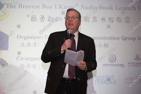 "Editorial image of ""The Bravest Boy I Know' Launch Event, Beijing, China - 06 Mar 2018"