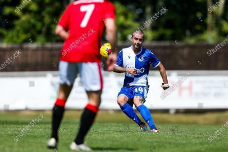 Michael Kelly of Bristol Rovers