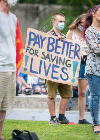 Pay Better for saving Lives!