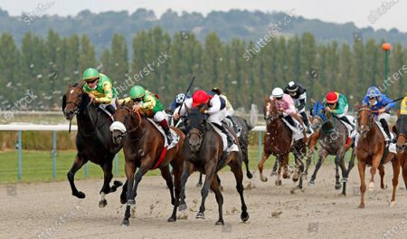 Editorial picture of Horse Racing - 08 Aug 2020
