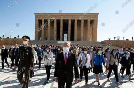 Editorial photo of Virus Outbreak , Ankara, Turkey - 08 Aug 2020