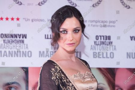"""Editorial image of Premiere of """"Lovers"""" in Rome, RM, Italy - 14 Mar 2018"""