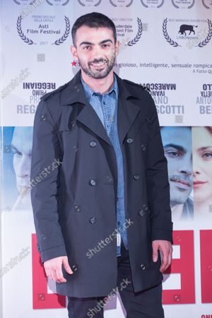 """Editorial photo of Premiere of """"Lovers"""" in Rome, RM, Italy - 14 Mar 2018"""
