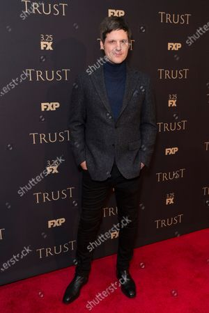 Michael Esper attends FX Annual All-Star Party at SVA theater