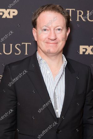 Simon Beaufoy attends FX Annual All-Star Party at SVA theater
