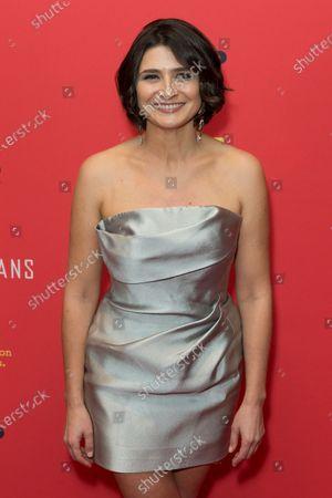Stock Photo of Vera Cherny attends FX The Americans season 6 premiere at Alice Tully Hall Lincoln Center