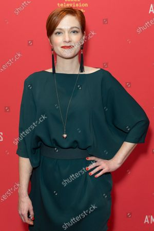 Editorial image of USA: FX The Americans season 6 premiere, New York, United States - 16 Mar 2018