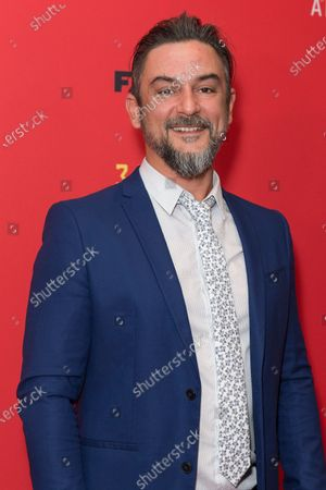 Konstantin Lavysh attends FX The Americans season 6 premiere at Alice Tully Hall Lincoln Center