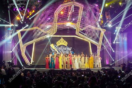 Editorial image of Bb. Pilipinas 2018, Quezon City, National Capital Region, Philippines - 18 Mar 2018