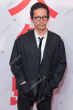 Stock Photo of Kunichi Nomura attends Isle of Dogs New York special screening at Metropolitan museum