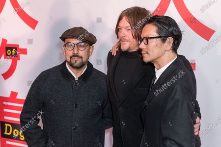 Editorial picture of New York: Screening of Isle of Dogs, United States - 20 Mar 2018
