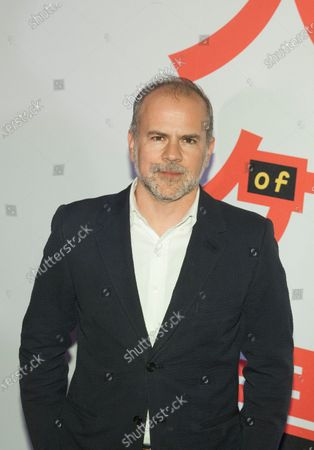 Stock Photo of Jeremy Dawson attends Isle of Dogs New York special screening at Metropolitan museum