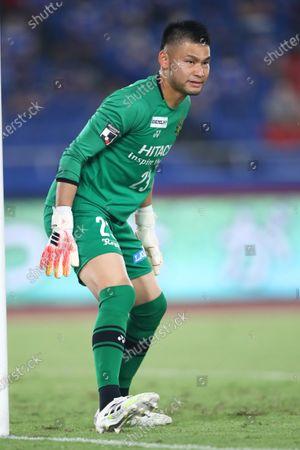 Kosuke Nakamura (Reysol) - Football / Soccer :  2020 J1 League match between Yokohama F.Marinos 1-1 Kashiwa Reysol at Nissan Stadium in Kanagawa, Japan.