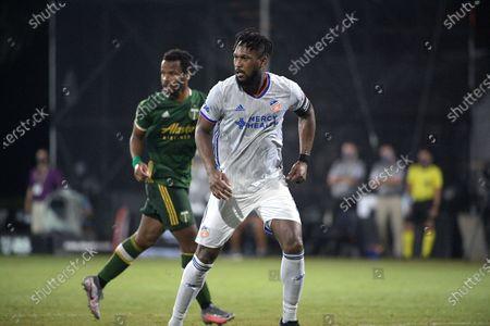 Editorial picture of MLS Timbers FC Cincinnati Soccer, Kissimmee, United States - 28 Jul 2020